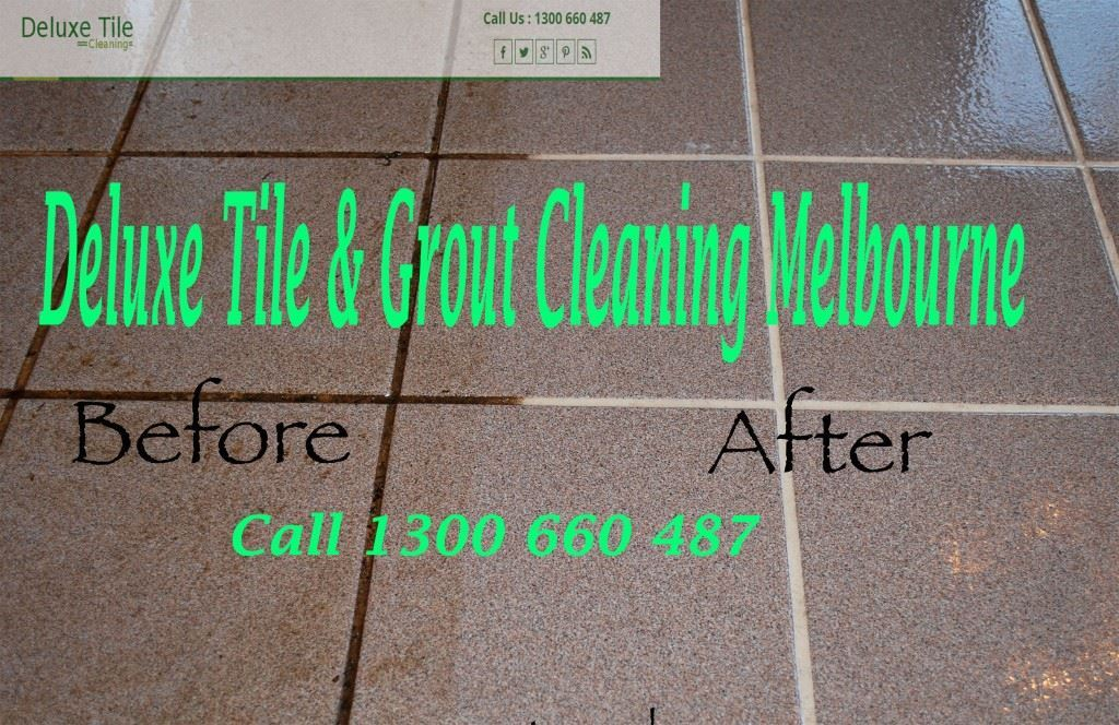 Tile and Grout Cleaning North Melbourne