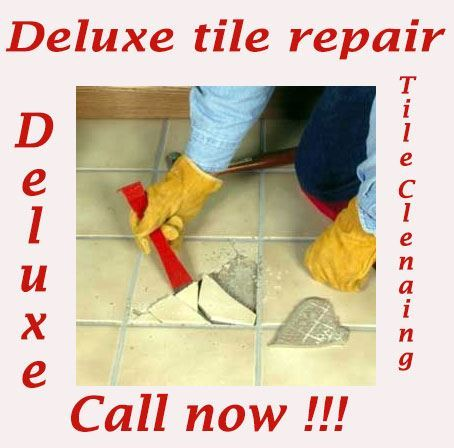 Tile Repair Diamond Creek