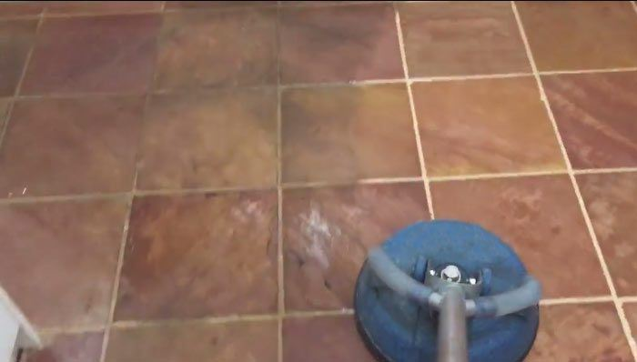 Tile and Grout Cleaning Cabbage Tree