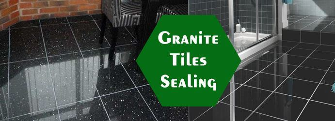 Granite Tile Sealing
