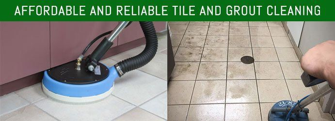 Tile and Grout Cleaning Hall