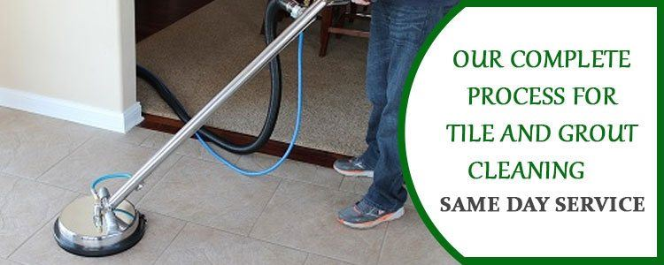 Residential Tile Grout Cleaning Stirling