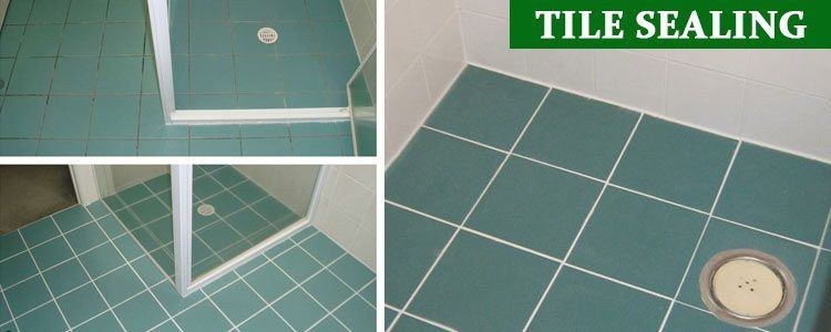Tile Sealing Services Stirling