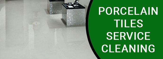 Porcelain Tiles Cleaning Service