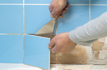 Tile Repairs Sumner