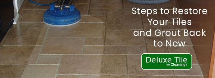 Restore Tile and Grout Cleaning