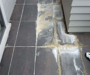 Efflorescence Treatment Geelong