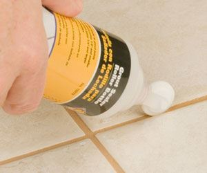 Grout Sealing Bend of Islands