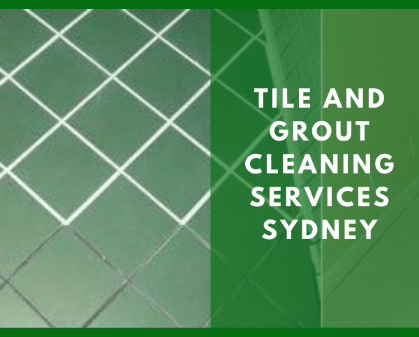Experienced Tile Cleaners Sydney